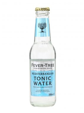 Fever Tree Tonic Water Mediterranean 0,2l