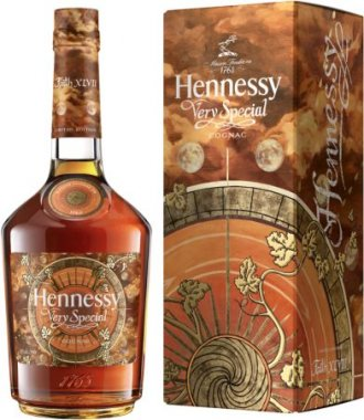 Hennessy Faith XLVII VS 0,7l 40% GB L.E.