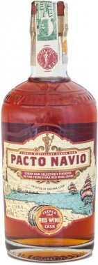 Pacto Navio French Oak Red Wine Cask 0,7l 40%