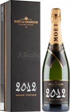 Moët & Chandon Grand Vintage 2012 0,75l 12,5% GB