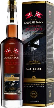 A.H.Riise Jylland 0,7l 45% GB