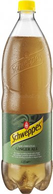 Schweppes Ginger Ale 6×1,5l PET