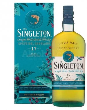 Singleton of Dufftown 17y 2002 0,7l 55,1% GB