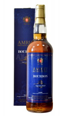 Aukce Amrut Single Cask Bourbon Trilogy 0,7l 62,8% L.E.