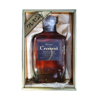 Aukce Kirin-Seagram Crescent Whisky Supreme Chief Blender 0,72l 43% GB