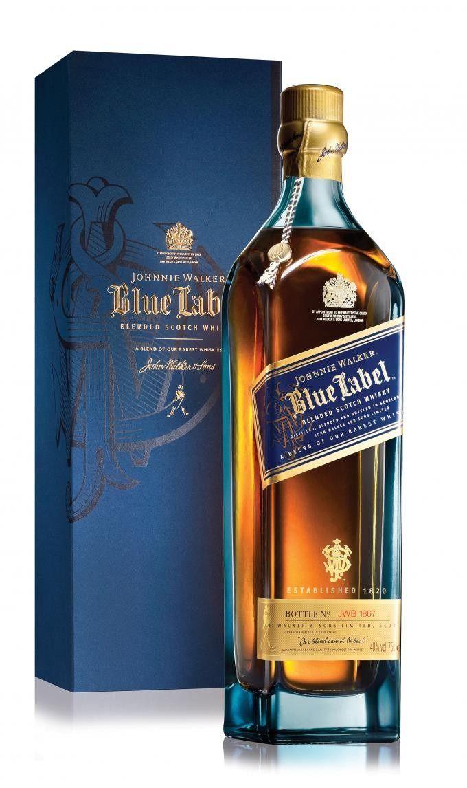Johnnie Walker Blue Label 60y 1l 40 Gb Alkohol Cz