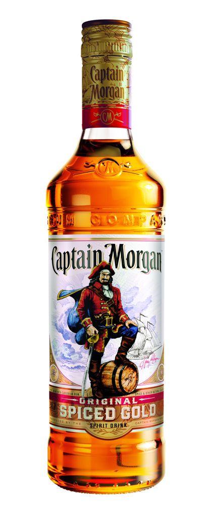 Captain Morgan 1l 35%