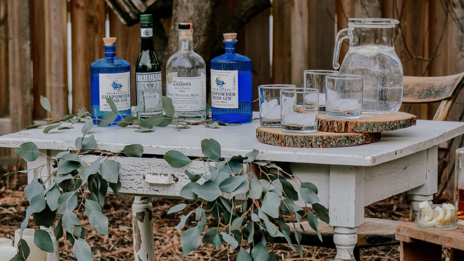 Destiláty - svatba