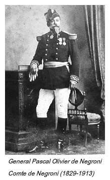 Generál Pascal Oliver Comte de Negroni