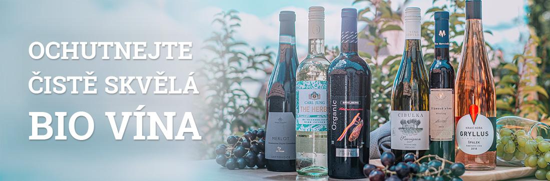 BIO vína