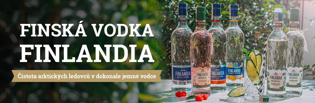 Finlandia vodky