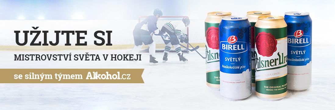 Mistrovství světa v ledním hokeji - nabídka piv