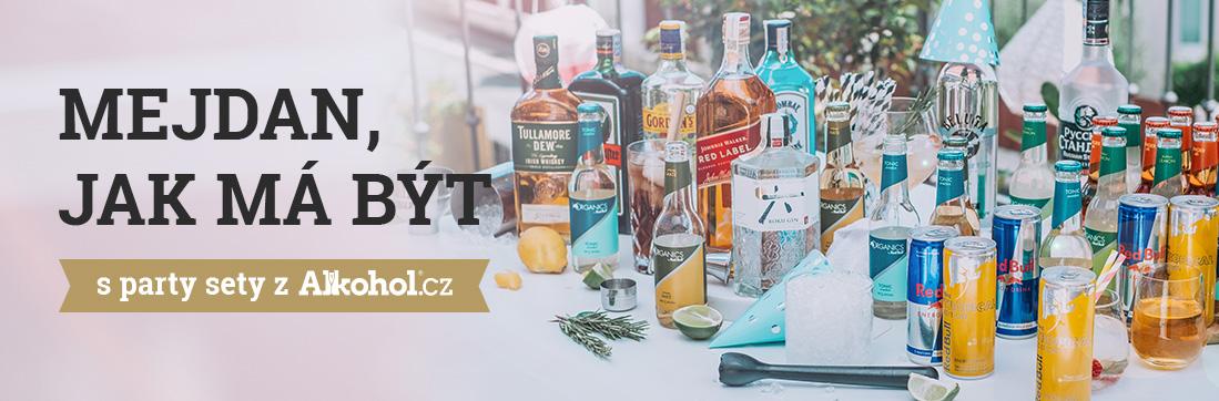 Párty sety na Alkohol.cz