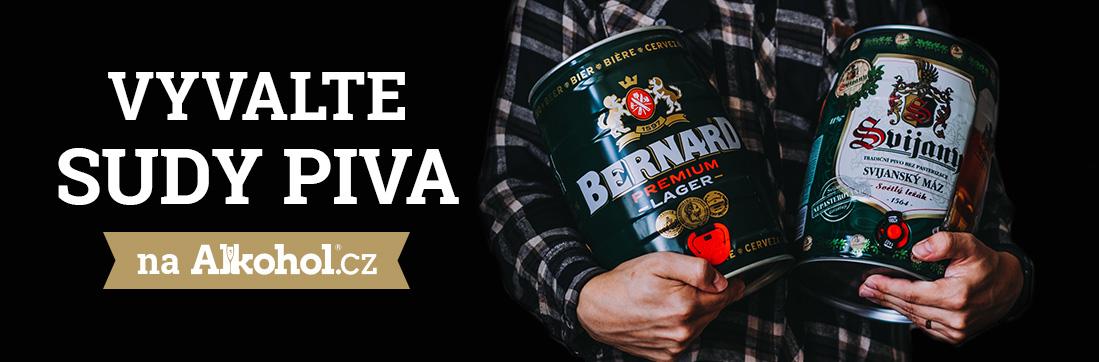 Pivní soudky na Alkohol.cz