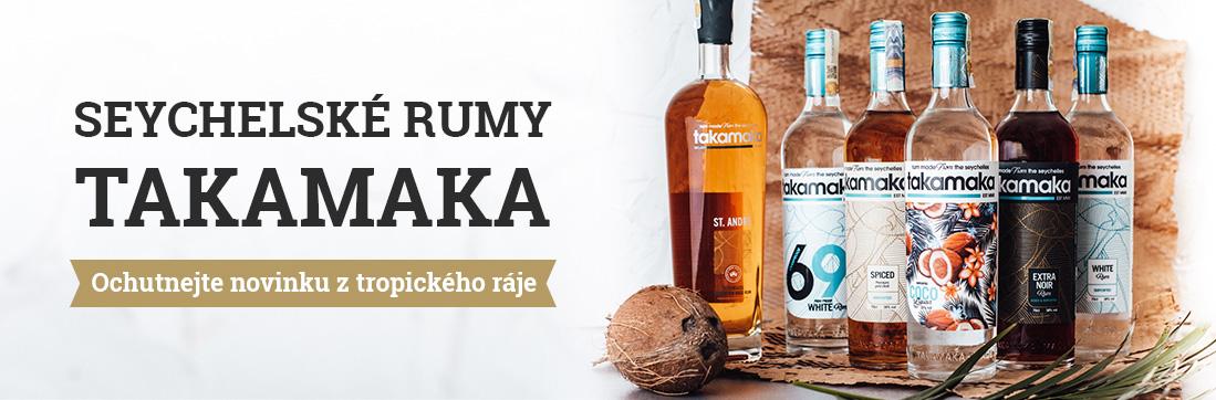 Takamaka rumy