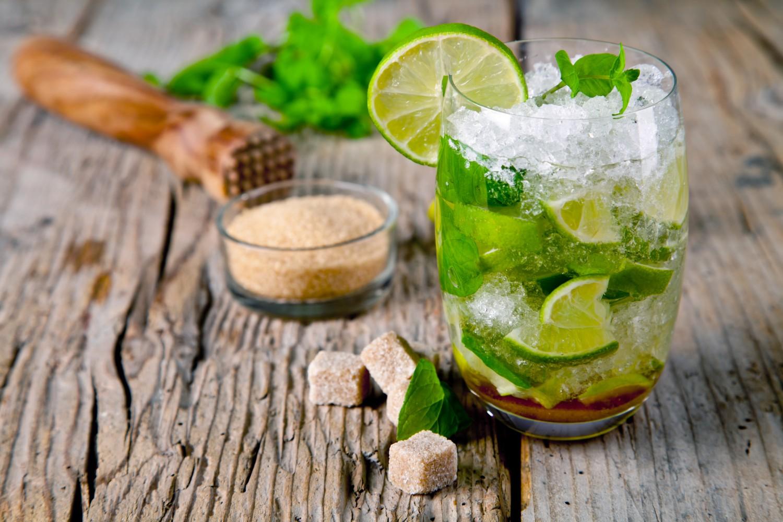 Rumové koktejly