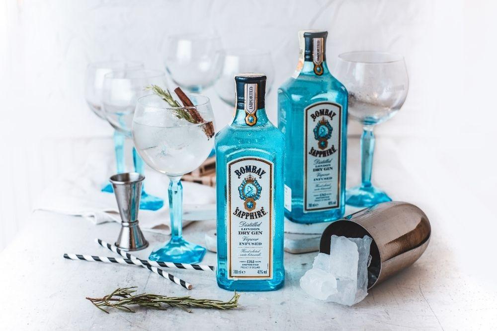 Kvalitní gin