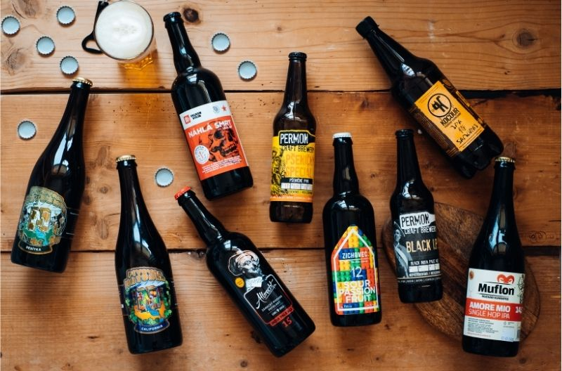 Craftová piva