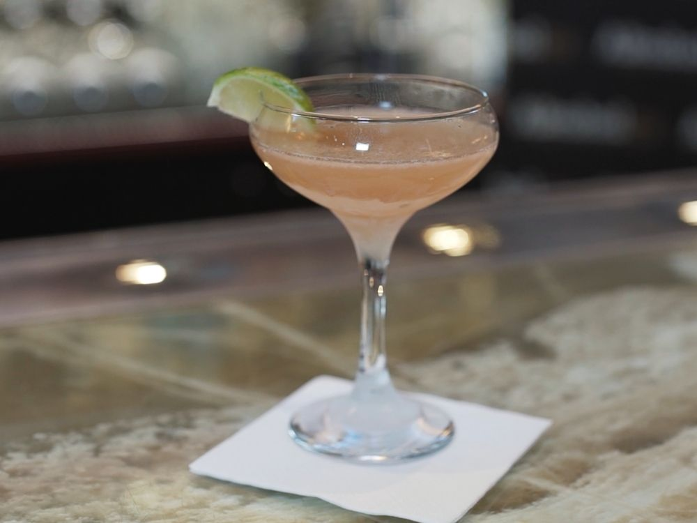 Rumový koktejl