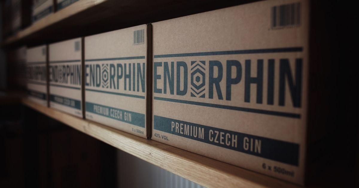 Prémiový gin Endorphin