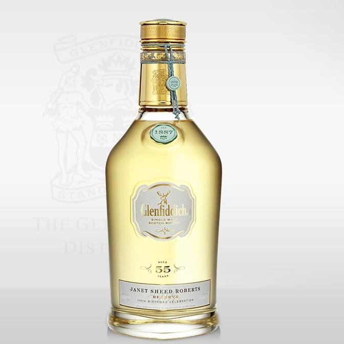 Drahé whisky Glenfiddich