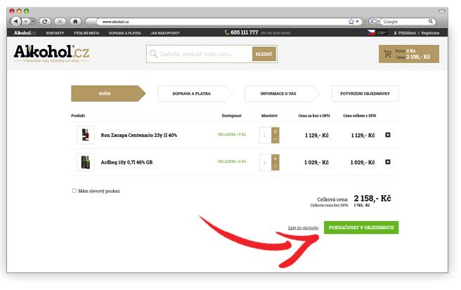 koupit alcohol online