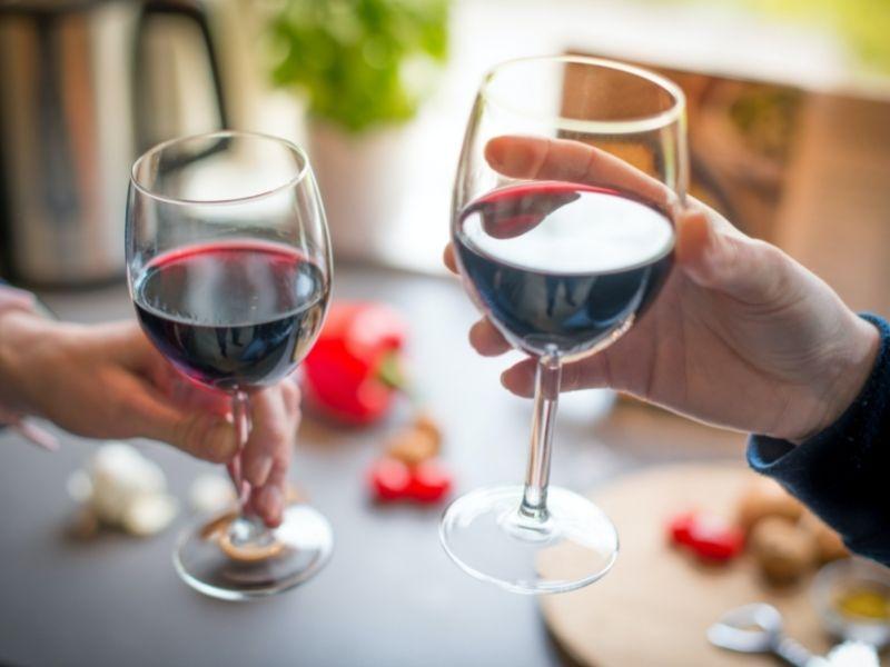 Suchá nealkoholická vína