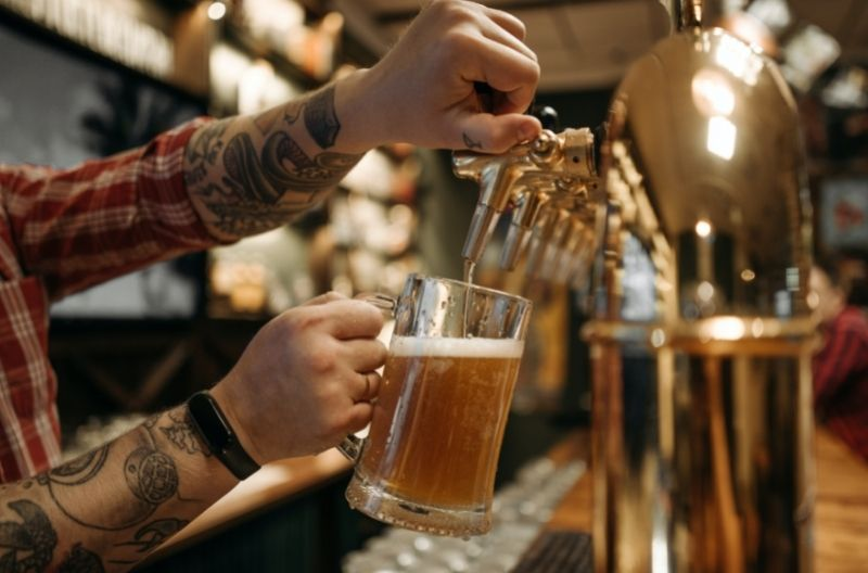Historie oslav piva