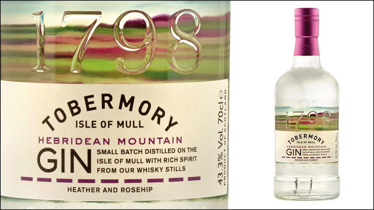 Hebridean Mountain Gin