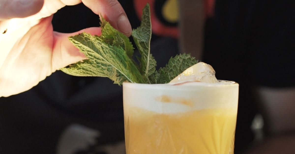 Recept na drink Two Duppies Punch