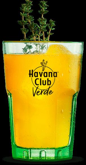 Havana Club Verde s Bitter Orange