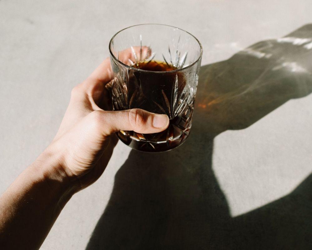 Vysokoalkoholické nápoje