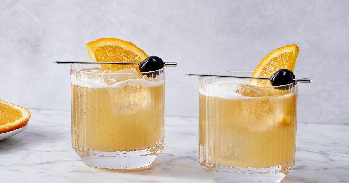 Recept na Whiskey Sour