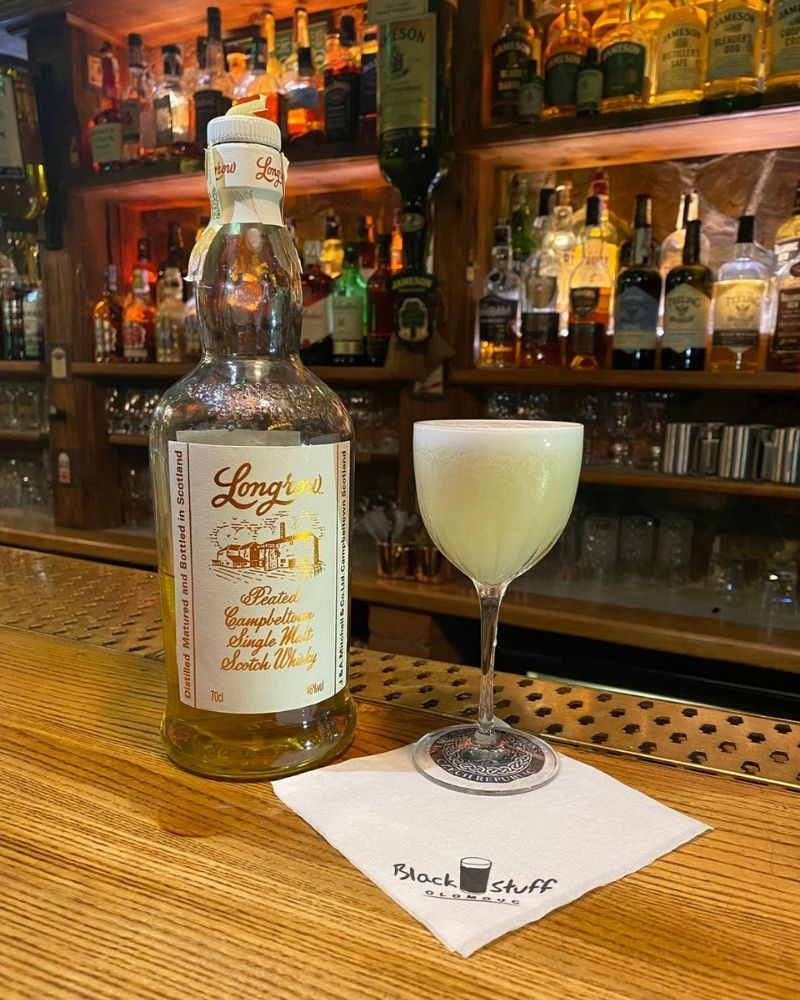 Whiskey Sour koktejl